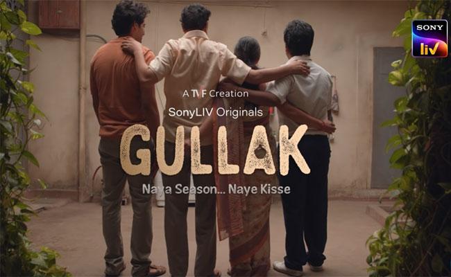 gullak-season-2-web-series-cast