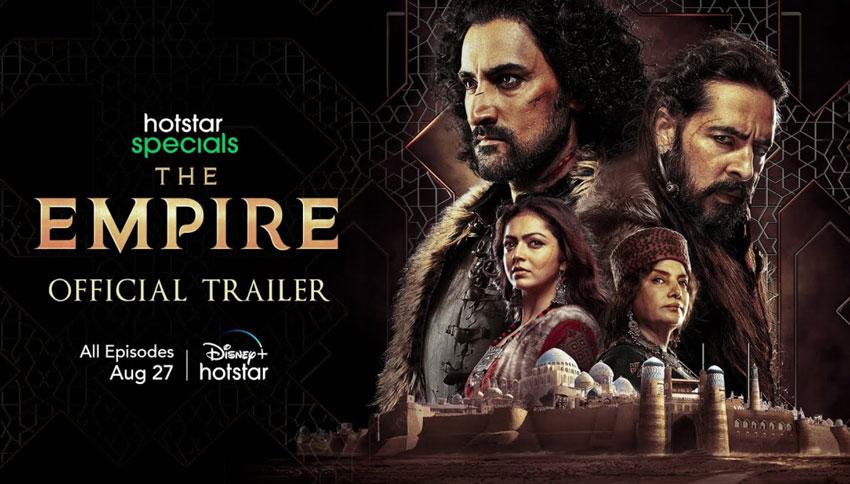 the-empire-web-series-cast